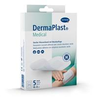Bild von DermaPlast Medical Vliesverband 10x8cm 5 Stk