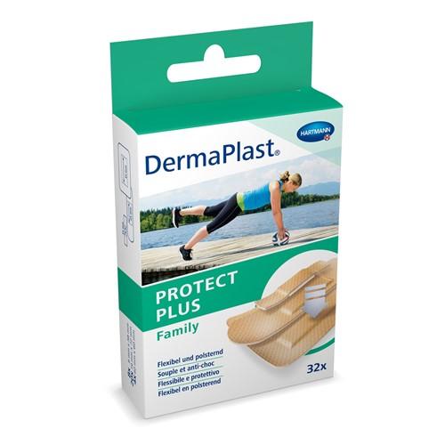 Bild von DermaPlast ProtectPlus Family 3 Gr 32 Stk