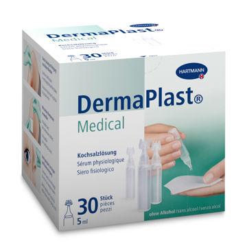 Bild von DermaPlast Medical Kochsalzlösung 30x5 ml