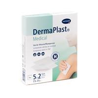 Bild von DermaPlast Medical Vliesstoffkompresse 5x2 Stk