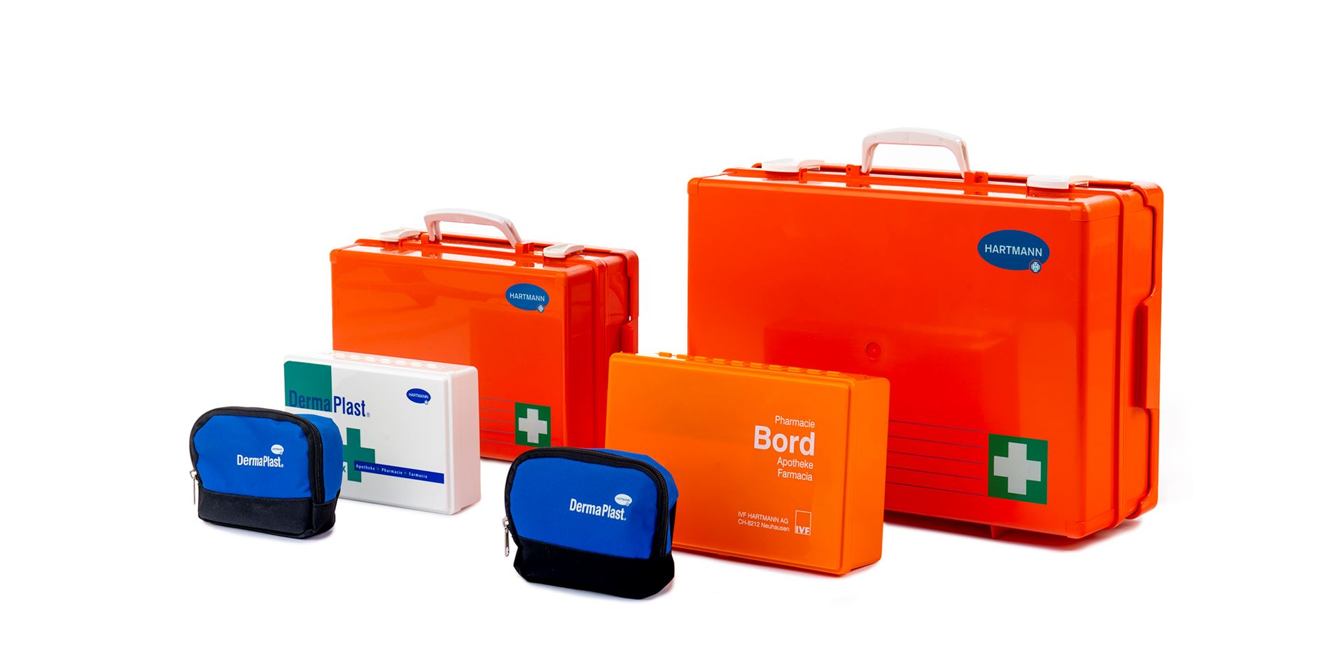 Bild für Kategorie Erste-Hilfe-Sets