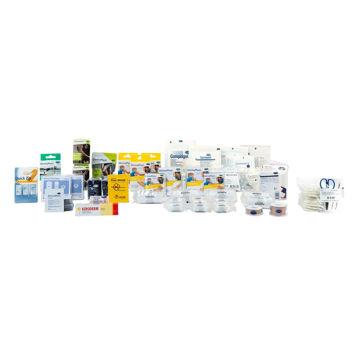 Bild von Erste-Hilfe-Koffer nur Inhalt (42 x 33 x 15cm)