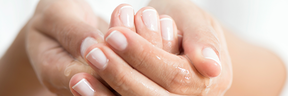 Sind Sie Profi in Sachen Händedesinfektion?