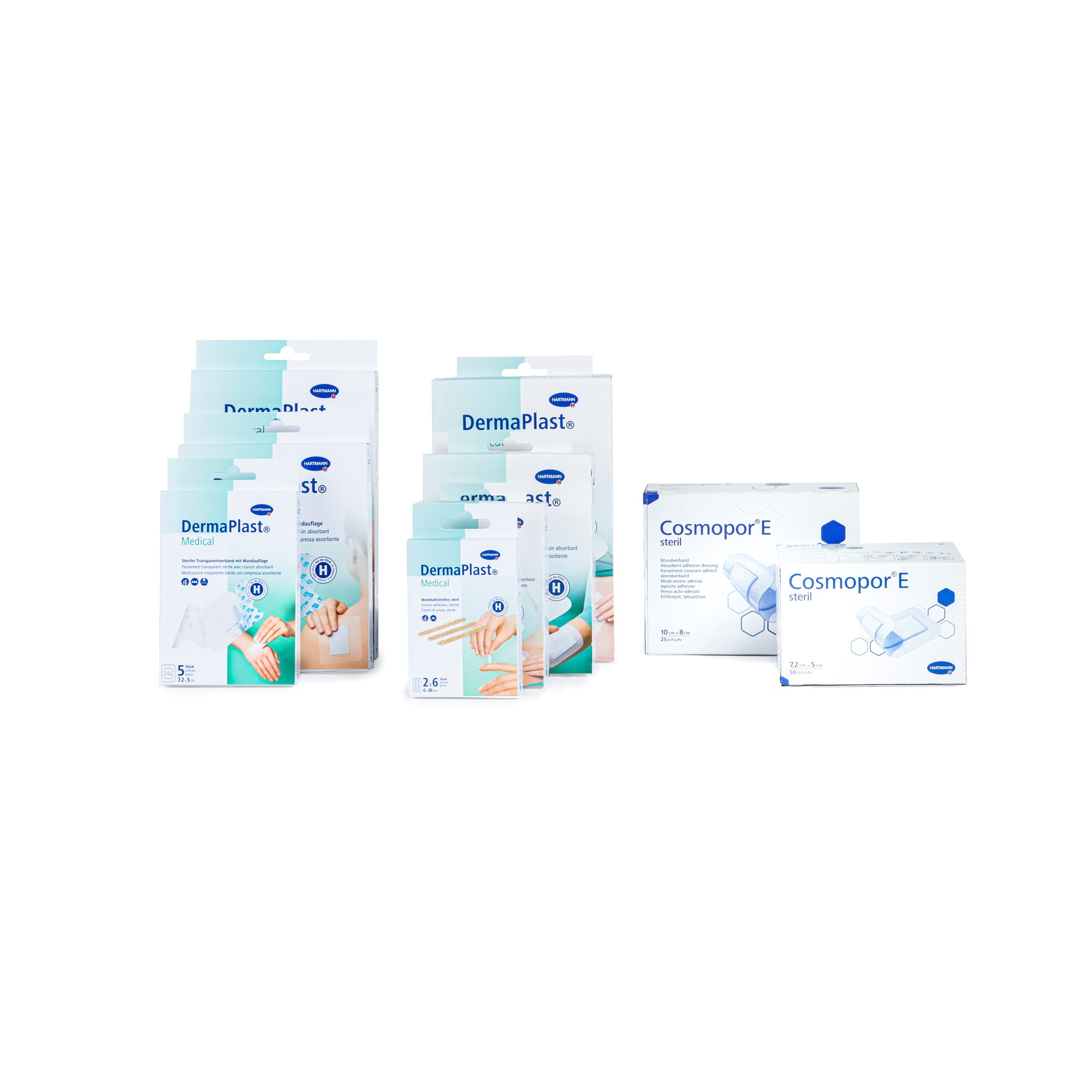 Bild für Kategorie Sterile Pflaster